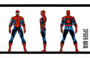 Peter Parker (Earth-616) from Official Handbook of the Marvel Universe Master Edition Vol 1 1 0001