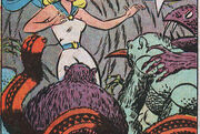 Professor Buffanoff's Creatures (Earth-616) from Venus Vol 1 11 0001