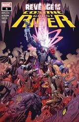 Revenge of the Cosmic Ghost Rider Vol 1 5