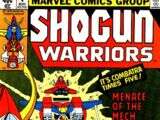 Shogun Warriors Vol 1 4