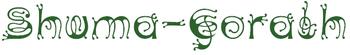Shuma-Gorath logo