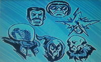 Sinister Six (Earth-TRN199) from Spider-Man edge of Time 001