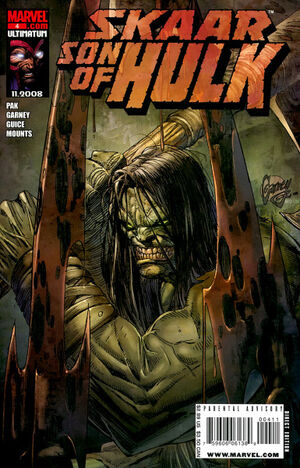 Skaar Son of Hulk Vol 1 4