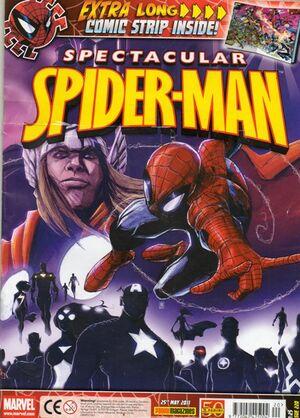 Spectacular Spider-Man (UK) Vol 1 220