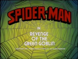 Spider-Man (1981 animated series) Season 1 10