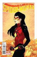 Spider-Woman Vol 5 5 Anka Variant