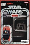Star Wars Vol 2 18 Action Figure Variant