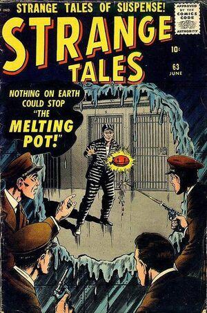 Strange Tales Vol 1 63