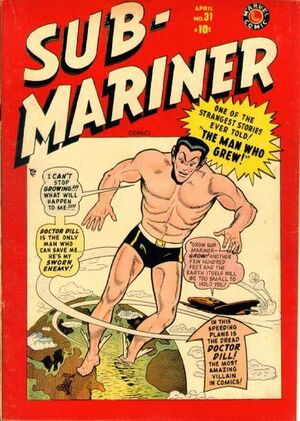 Sub-Mariner Comics Vol 1 31