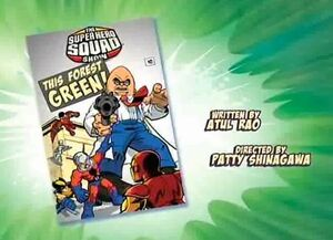 Super Hero Squad Show Season 1 9 Screenshot