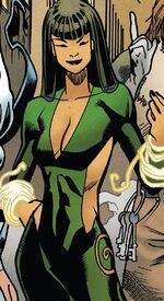 Sybil Dvorak (Earth-616) from Superior Octopus Vol 1 1 001