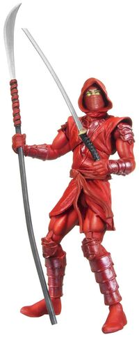 The Hand (Earth-616) from Marvel Universe (Toys) Series I Wave III 0001