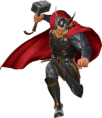 Thor Odinson (Earth-30847) from Marvel vs Capcom Infinite 0001