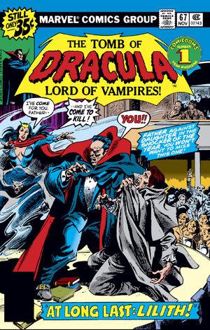 Tomb of Dracula Vol 1 67