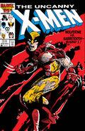 Uncanny X-Men Vol 1 212