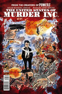 United States of Murder Inc. Vol 1 5 Kindt Variant