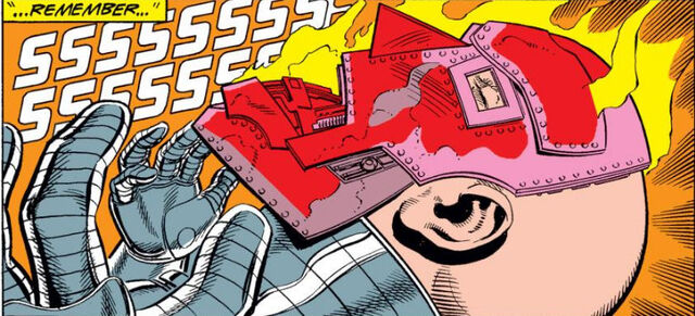 dr doom mask goes on hot fantastic four 278