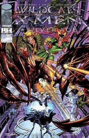 WildC.A.T.s X-Men Vol 1 The Silver Age