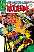 Wolverine Vol 2 -1