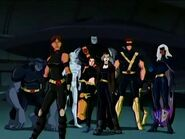 X-Men (Earth-31129) from X-Men Evolution Season 4 9 002