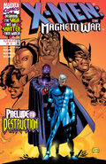 X-Men Magneto War Vol 1 1