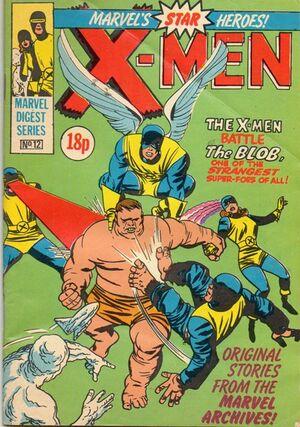 X-Men Pocket Book (UK) Vol 1 12