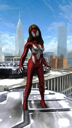 A Drew costume from Spider-Man Unlimited video game (Earth-TRN461)