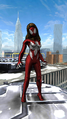 A Drew costume from Spider-Man Unlimited video game (Earth-TRN461).png
