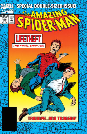 Amazing Spider-Man Vol 1 388