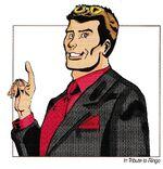 Anthony Flamini from Marvel Zombies Handbook Vol 1 1