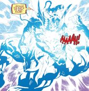 Anthony Stark (Earth-616) vs. Basil Sandhurst (Earth-616) from Tony Stark Iron Man Vol 1 11 001