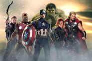 Avengers (Earth-199999) from Skype promotional art