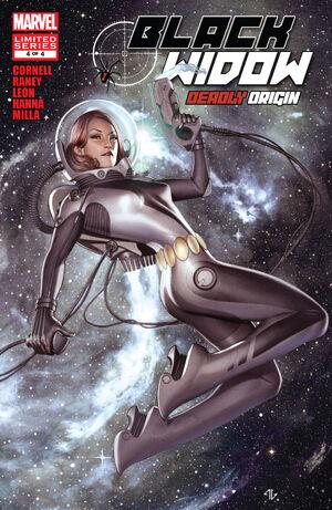 Black Widow Deadly Origin Vol 1 4