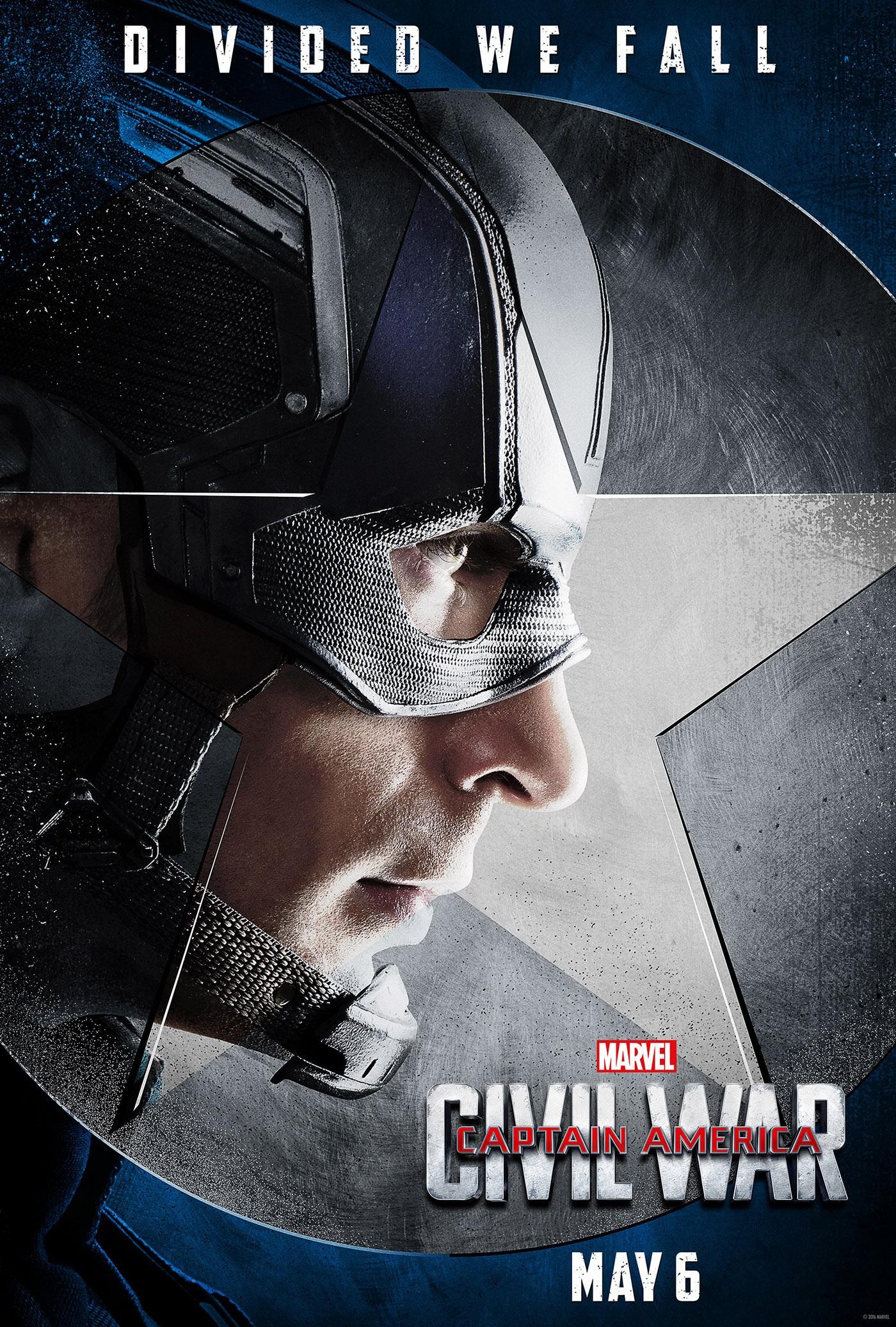 Captain America Civil War poster 008