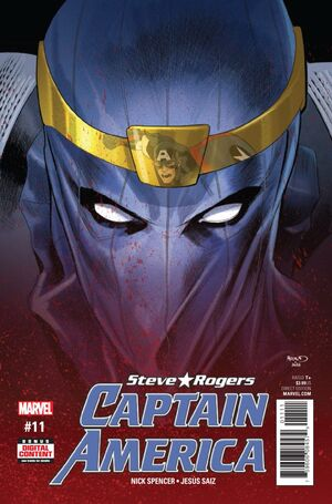 Captain America Steve Rogers Vol 1 11