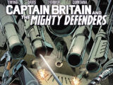 Captain Britain and the Mighty Defenders Vol 1 2