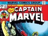 Captain Marvel Vol 1 37