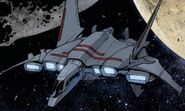 Cool Interstellar Travel Travelship from Guardians of the Galaxy Vol 3 5