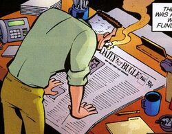 Daily Bugle (Earth-TRN583) from Spider-Man Unlimited Vol 2 ½ 001