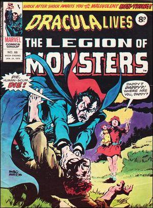 Dracula Lives (UK) Vol 1 66