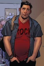 Fabio Medina (Earth-616) from Spider-Man Vol 2 3 001