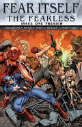 Fear Itself The Fearless Vol 1 1