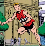 Gary (Earth-616) from Amazing Spider-Man Vol 1 381 001