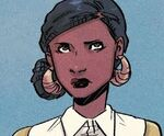 Gloria Grant (Earth-3109) from Spider-Gwen Ghost-Spider Vol 1 3