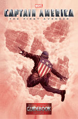 Guidebook to the Marvel Cinematic Universe - Marvel's Captain America: The First Avenger Vol 1 1