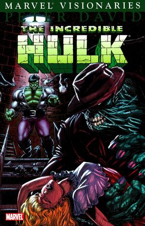 Hulk Visionaries Peter David Vol 1 7