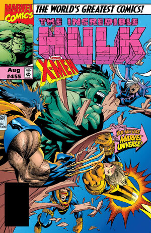 Incredible Hulk Vol 1 455