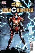 Infinity Wars Iron Hammer Vol 1 1
