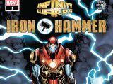 Infinity Wars: Iron Hammer Vol 1 1