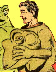 John (Frog Costume) (Earth-616) from Strange Tales Vol 1 104 0001